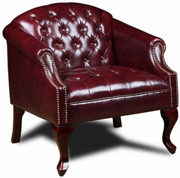 Boss Button Tufted Traditional Arm Chair [BR99801] -1