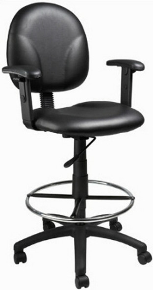 Boss Contoured Drafting Chair [B1690] -2