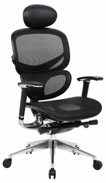 Boss High Back Ergonomic Mesh Chair [B6888] -2