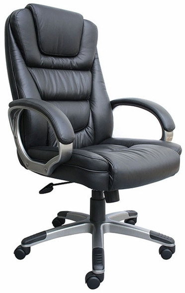 Boss LeatherPlus™ Executive Office Chair [B8601] -1