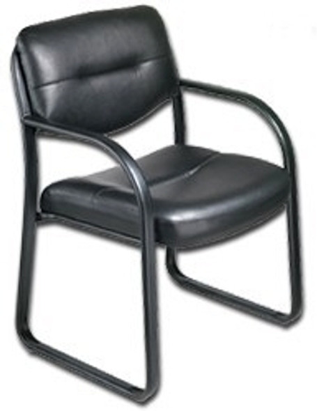 Boss LeatherPlus Guest Chair [B9529] -1