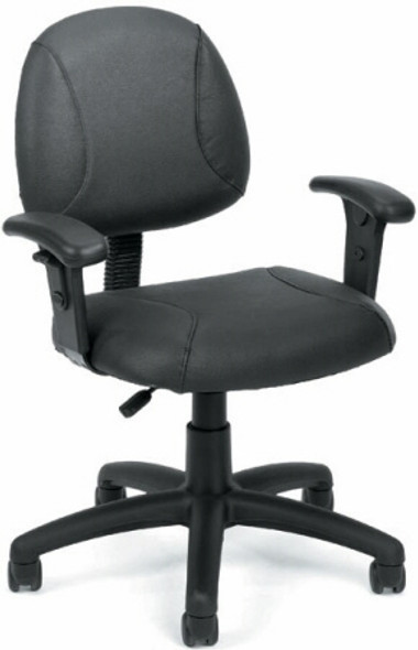 Boss LeatherPlus Task Chair [B305] -2