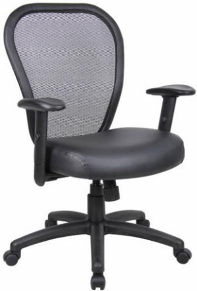 Boss Mesh Office Chair with Optional Headrest [B6608] -2