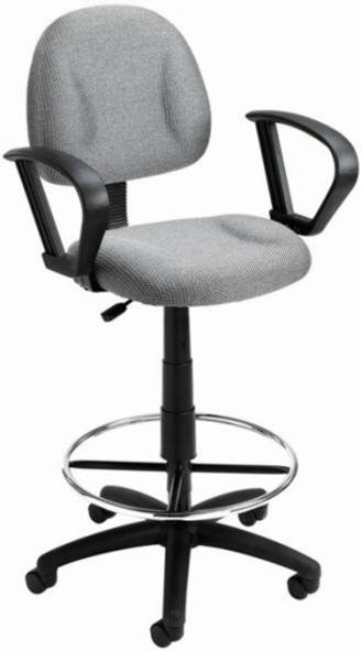 Boss Adjustable Drafting Chair [B1615] -3