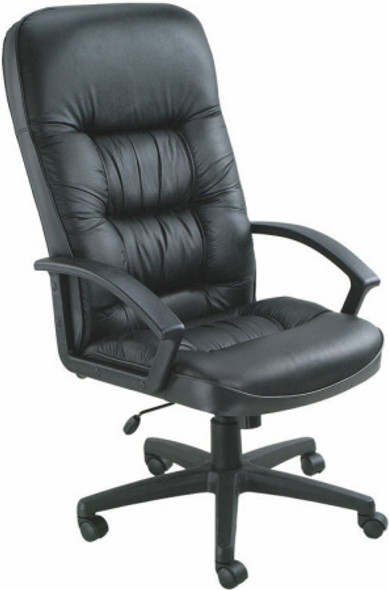 Boss Plush Leather Executive Chair [B7301] -1