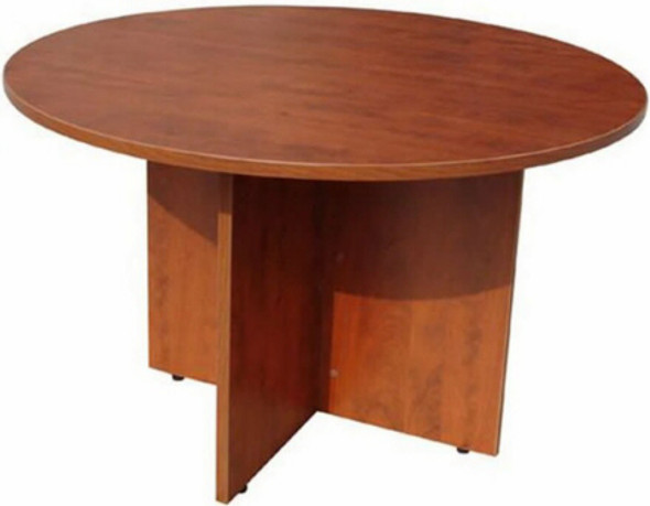 Boss Round Conference Table [N127] -1