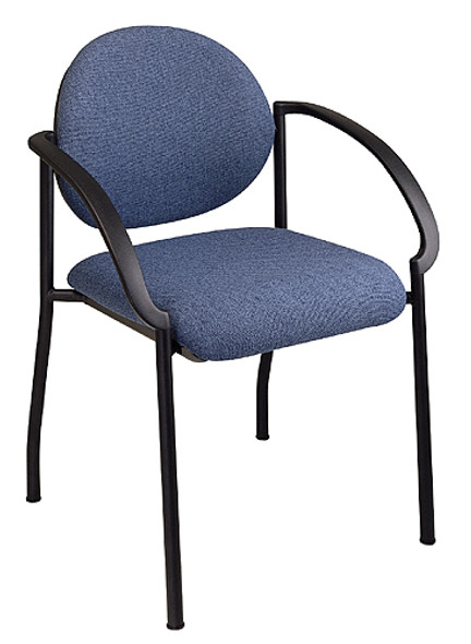 Contemporary Stacking Chair with Arms [STC3410] -1