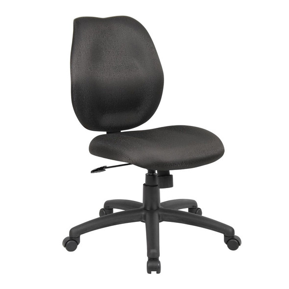 Contoured Lumbar Support Task Chair [B1016]