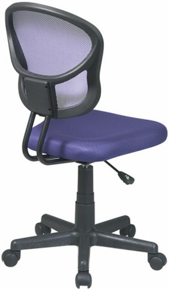 Cool Colors Pneumatic Mesh Chair [EM39800] -2