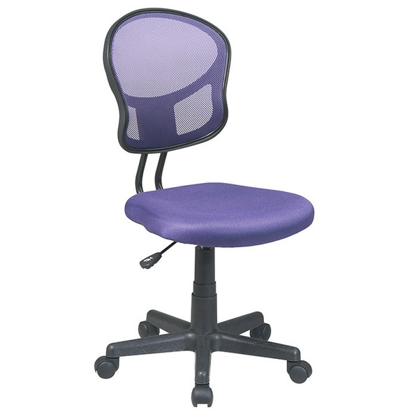 Cool Colors Pneumatic Mesh Chair [EM39800] -1