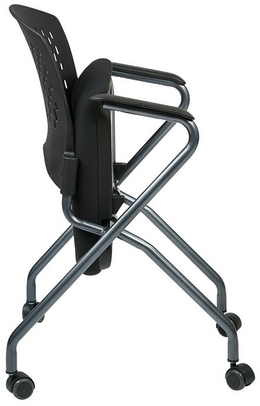 Office Star 84330R Nesting Chair -2