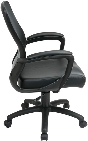 Designer Contoured Mesh Back Office Chair [EM59722] -3