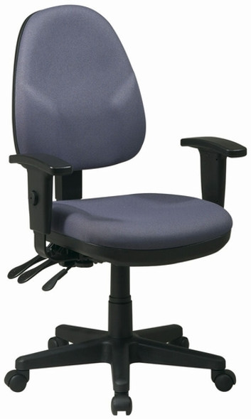 Dual Function Adjustable Ergonomic Chair [36420] -2