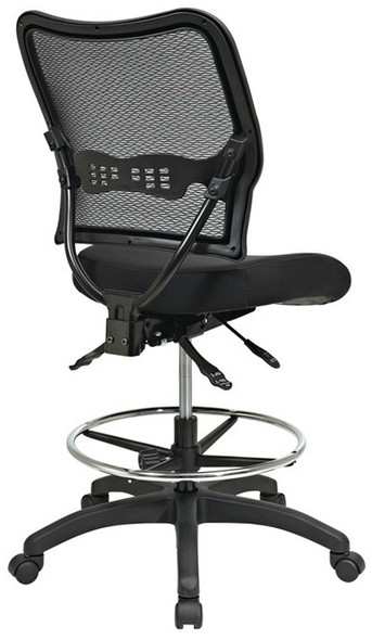Dual Function Mesh Back Drafting Chair [13-37N30D] -2