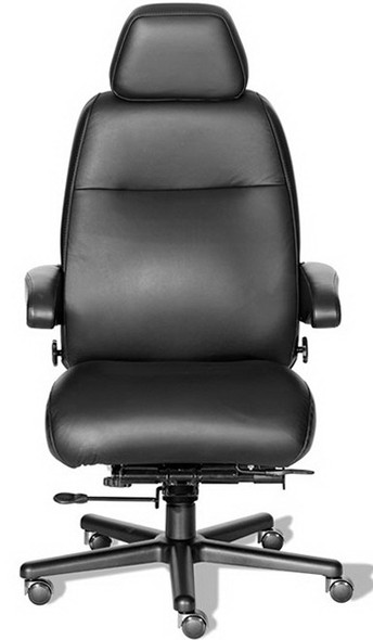 ERA Products Henry Big and Tall Executive Chair [OF-HEN-2PC] -3