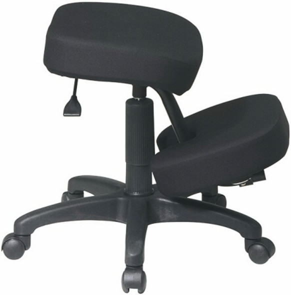 Ergonomic Kneeling Chair with 5-Star Base [KCM1425] -2