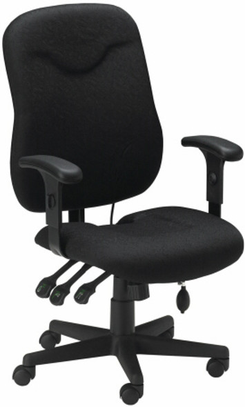 Comfort Series Executive Ergonomic Posture Chair [9414AG] -Black