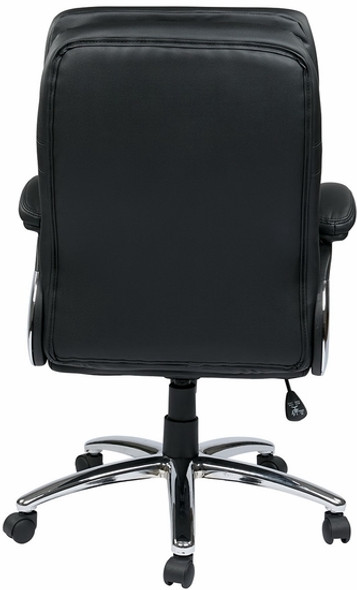 High Back Executive Faux Leather Chair [FL2604C] -4
