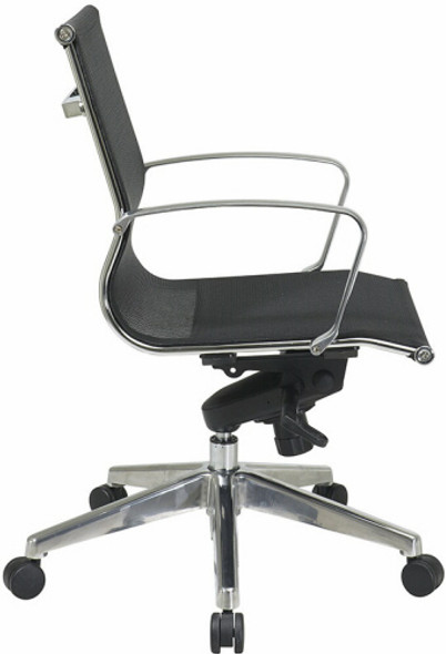 Office Star Executive Mid Back Screen Chair [7361M] -2
