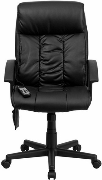 High Back Executive Office Chair with Massage [BT-9578P-GG] -4