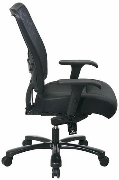 Office Star Heavy Duty Mesh Back Office Chair [75-47A773] -2