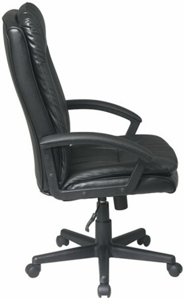 High Back Bicast Eco Leather Office Chair [EC22070] -2
