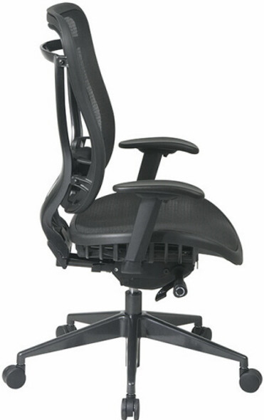 High Back Full Mesh Office Chair [818-11G9C18P] -2