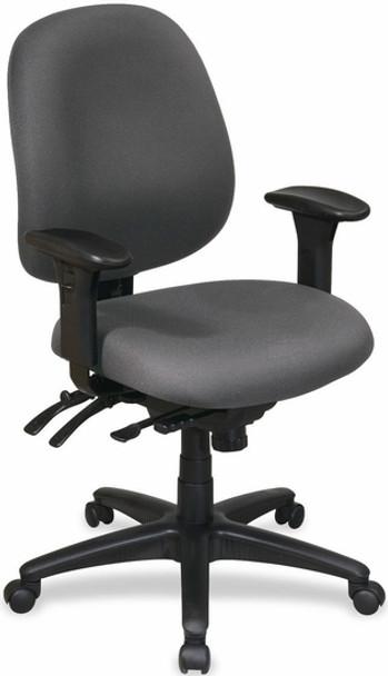 Lorell Adjustable Ergonomic Task Chair [LLR60535] -1