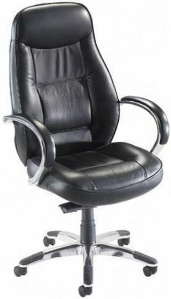 Lorell Ridgemoor Leather Executive Chair [60501] -1