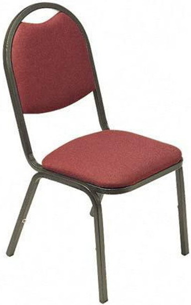 Lorell Stackable Banquet Chairs [62513] -1