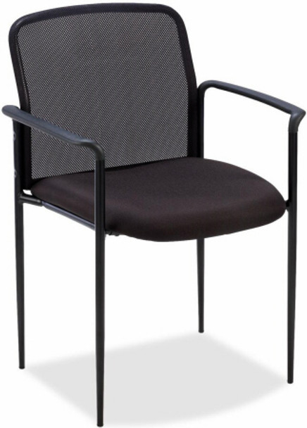 Lorell Stackable Mesh Guest Chair [69506] -1