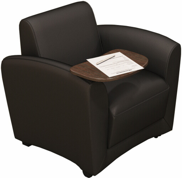 Mayline Mobile Lounge Chair with Tablet Arm [VCCMT] -1