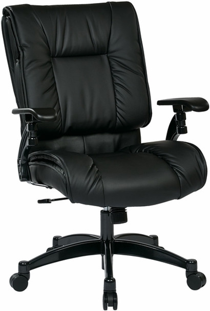 Office Star Eco Leather Conference Chair [9333E] -1