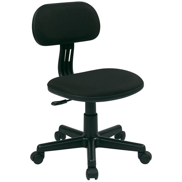 Office Star Armless Task Chair [499] -1