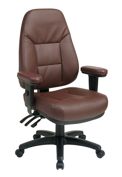 Office Star Eco-Leather Task Chair [EC4300] -2