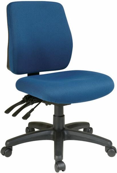 Office Star Mid Back Ergonomic Office Chair [33320] -1