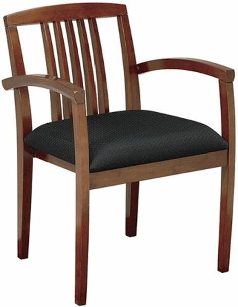 Office Star Slat Back Wooden Office Chair [KEN-991] -1