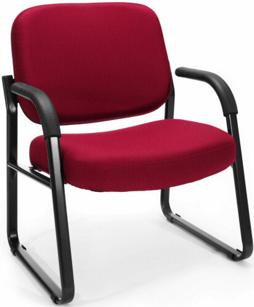 OFM Big and Tall Guest Chair with Arms [407] -1