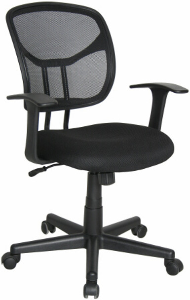 OFM Contemporary Screen Mesh Office Chair [E1001] -1