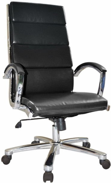 High Back Faux Leather Executive Chair [FL5380C] -1