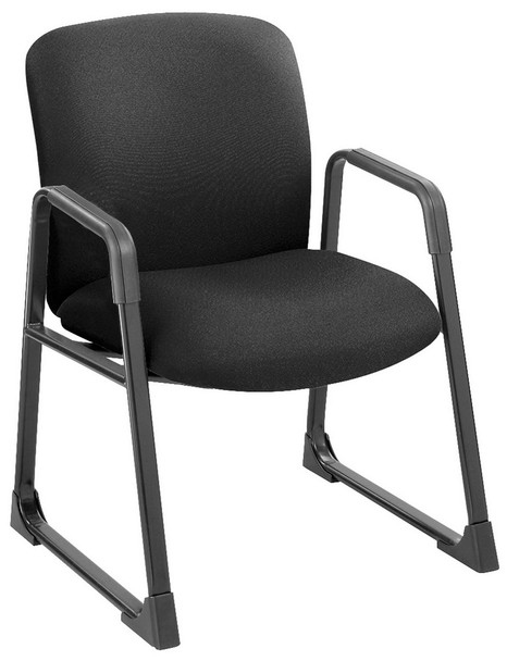 Safco 500 lb. Capacity Bariatric Guest Chair [3492BL]