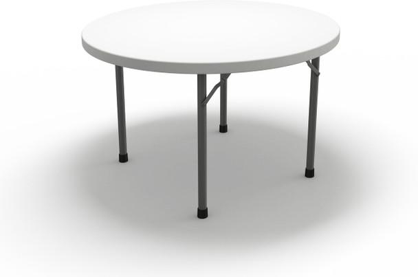 """Mayline Event 48"""" Round Table Dark Gray [770048DGWT]-1"""