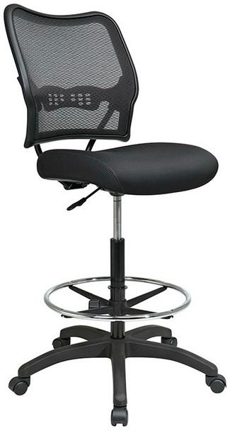 Air Grid Mesh Back Drafting Chair [13-37N20D] -1