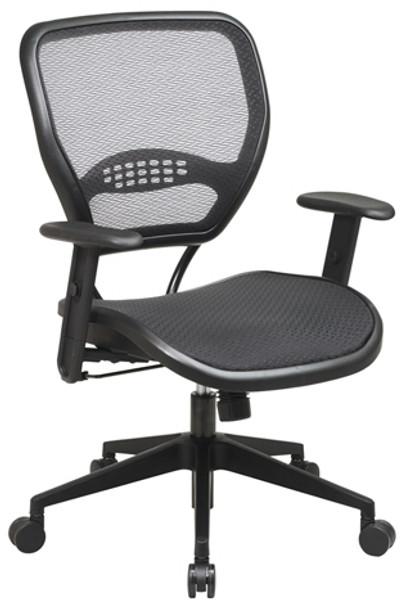 Air Grid Seat & Back Mesh Office Chair [5560] -1