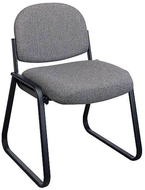 Armless Sled Base Guest Chair [V4420] -1
