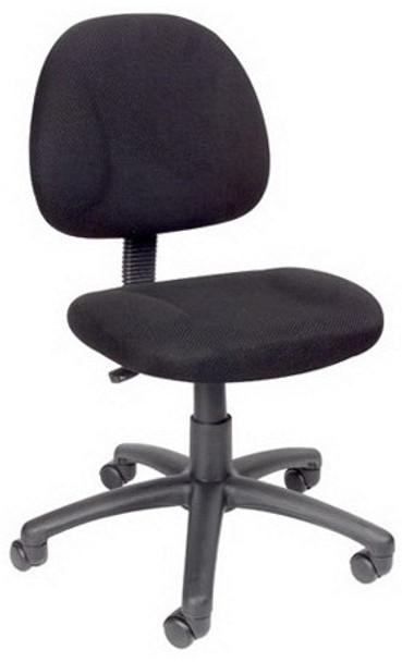 Boss Fabric Upholstered Computer Desk Chair [B315] -1