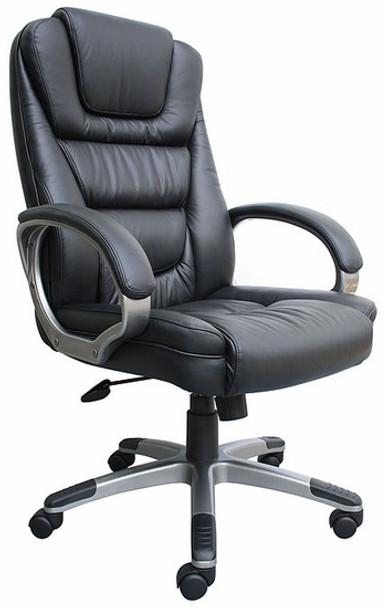 Boss LeatherPlus™ Executive Office Chair [B8601] -1