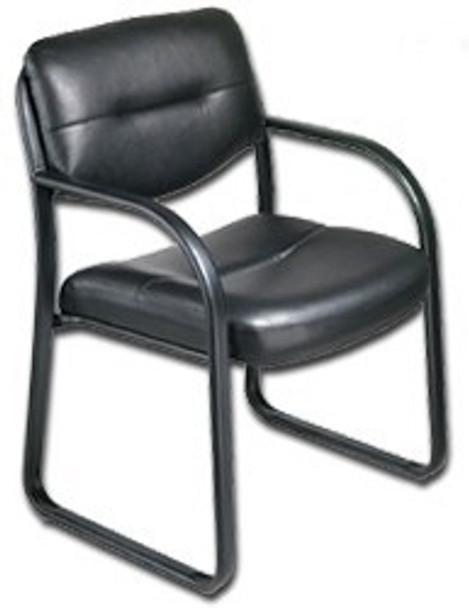 Boss LeatherPlus Guest Chair [B9529] -1