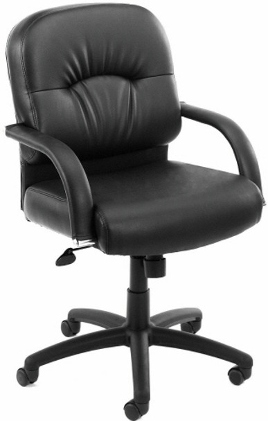 Boss Mid Back Managers Office Chair [B7406] -1
