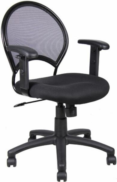 Boss Screen Back Mesh Desk Chair [B6216] -1